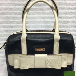 Beautiful black leather Kate Spade bag